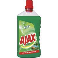 Limpiahogar aroma pino AJAX, botella 1 litro