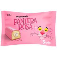Pastelito Pantera Rosa BIMBO, 3 uds., paquete 165 g