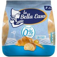 Croissant 0% azúcar LA BELLA EASO, paquete 240 g