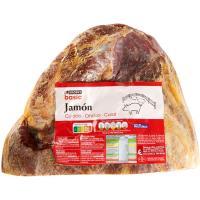 Centro de jamón curado EROSKI basic, al corte, compra mínima 100 g