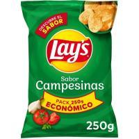 Patatas fritas LAY`S Campesinas, bolsa 250 g
