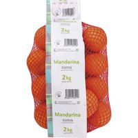 Mandarina de zumo, malla 2 kg