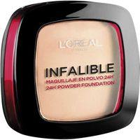 Maquillaje Infalible en polvo Fdt 225 L`OREAL, pack 1 unid.