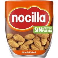 Crema de cacao-almendra NOCILLA, frasco 190 g