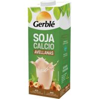 Bebida de soja-avellana GERBLÉ, brik 1 litro