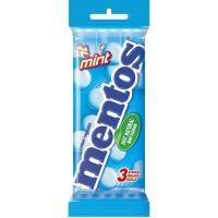 Caramelos de menta MENTOS, pack 3x38 g