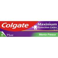 Dentífricos máxima protección caries COLGATE, tubo 75 ml