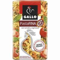 Helice vegetales GALLO PASTAFINA, paquete 400 g