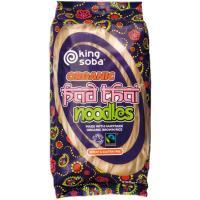 Fideos de arroz integral KING SOBA, paquete 250 g