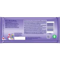 Chocolate con leche-avellanas MILKA, tableta 125 g
