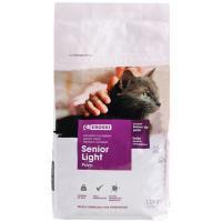 Alimento gato senior EROSKI, saco 1,5 kg