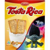 Galleta Tosta Rica CUÉTARA, caja 570 g