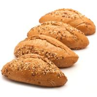 Bocatín cereales-semillas EROSKI, 4 uds., bolsa 270 g