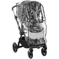 Burbuja de lluvia para silla, con bolsa y ventana central. No incluye silla, JANE