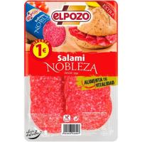 Salami extra ELPOZO, bandeja 85 g