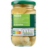 Alcachofa 6/8 frutos EROSKI, frasco 175 g