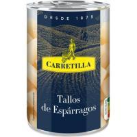 Tallos de espárrago CARRETILLA, lata 250 g