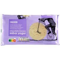 Tortitas de arroz-yogur EROSKI, paquete 130,40 g
