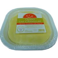Queso tierno torta LAS GARMILLAS, bandeja 500 g