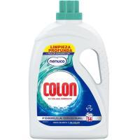 Detergente gel nenuco COLON, garrafa 34 dosis