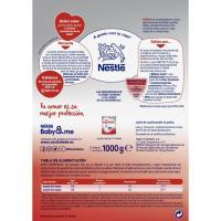 Leche de continuación NESTLÉ Nidina Premium 2, caja 1 kg
