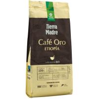 Café molido de Etiopia Oro 100% INTERMON OXFAM, paquete 250 g