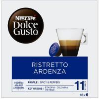Café Ardenza NESCAFÉ Dolce Gusto, caja 16 monodosis