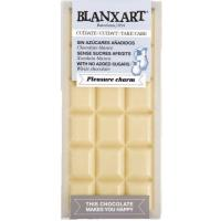 Chocolate blanco sin azúcar BLANXART, tableta 100 g