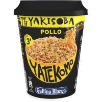 Yakisoba de pollo YATEKOMO, cup 93 g