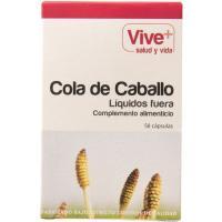 Cola de caballo VIVE+, caja 50 cápsulas