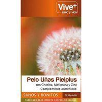 Pelo-uñas-pielplus VIVE+, caja 30 cápsulas