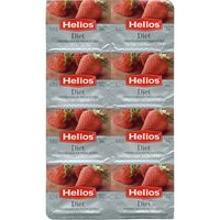 Mermelada de fresa HELIOS Diet, frasco 8x20 g