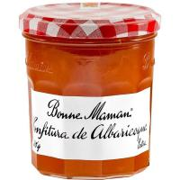Confitura de albaricoque BONNE MAMAN, frasco 370 g