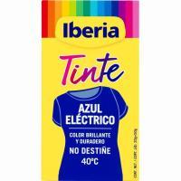 Tinte ropa azul eléctrico IBERIA, caja 1 ud.