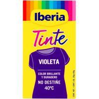 Tinte ropa violeta IBERIA, caja 1 ud.