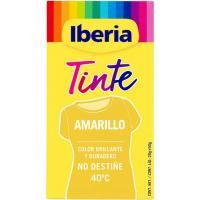 Tinte ropa amarilla IBERIA, caja 1 ud.