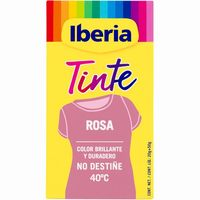 Tinte ropa rosa IBERIA, caja 1 ud.