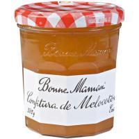 Confitura de melocotón BONNE MAMAN, frasco 370 g