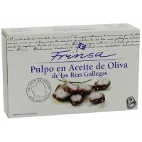 Pulpo en aceite de oliva FRINSA, lata 111 g