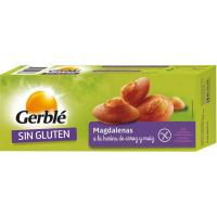 Magdalena sin gluten GERBLÉ, caja 180 g