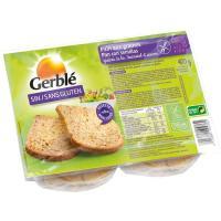 Pan de semillas sin gluten GERBLE, paquete 400 g