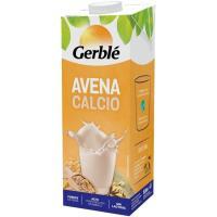 Bebida de avena con calcio GERBLÉ, brik 1 litro