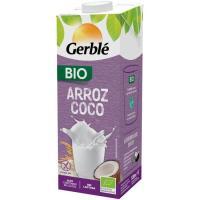 Bebida de arroz-coco bio GERBLÉ, brik 1 litro