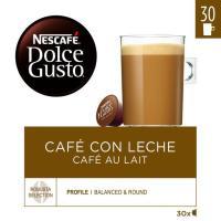 Café con leche NESCAFÉ Dolce Gusto, caja 30 monodosis