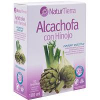 Alcachofa con hinojo NATURTIERRA, bote 100 ml