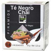 Té negro Chai TEALAND, caja 14 unid.