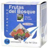 Infusión de frutas del bosque TEALAND, caja 14 unid.