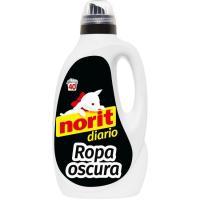 Detergente líquido ropa oscura NORIT, garrafa 40 dosis