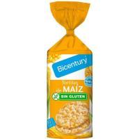 Nackis de maíz sin gluten BICENTURY, paquete 130 g