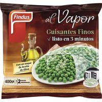 Guisantes finos al vapor FINDUS, bolsa 400 g